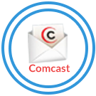 Backup comcast emails