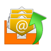 export yahoo messages folders completly